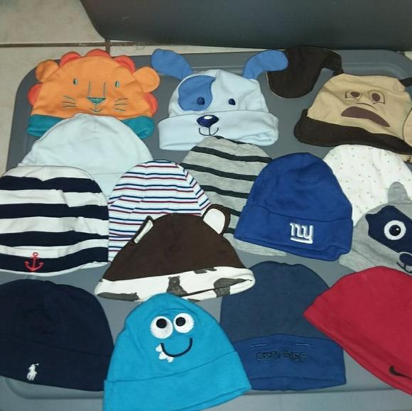 Baby Boy Hats Bundle. M 5b9185c8a5d7c6aed231c15f 0d511f36227